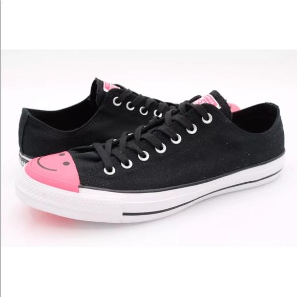 Converse Mens CTAS Neon Canvas Sneakers Shoes